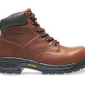 """Wolverine HARRISON LACE-UP STEEL-TOE EH 6"""" Work Boots"""