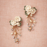 Damasco Earrings