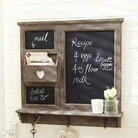 kitchen chalkboard from live laugh love