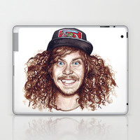 Overly Attached Blake - Workaholics - Blake Anderson Laptop & iPad Skin by Olechka