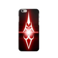 P0617 Fate Stay Night Saber Command Spells Phone Case For IPHONE 6S