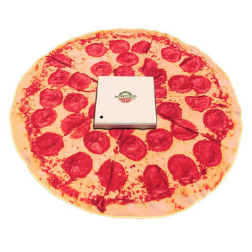 Pizza Pie Beach Towel