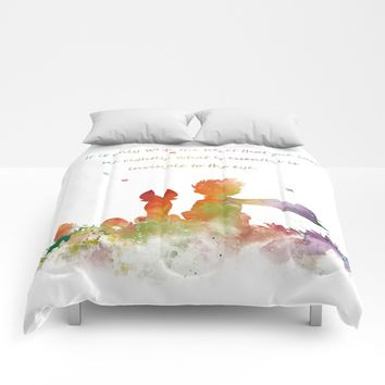 Little Prince Comforters by MonnPrint