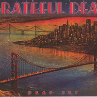 Grateful Dead - Dead Set Album Cover Poster 24x36
