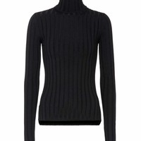 Corina merino wool-blend sweater