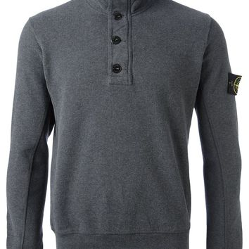 Stone Island funnel neck sweatshirt