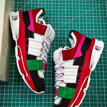 Adidas Consortium Twinstrike ADV A3 Multi Red | CM8095 Sneakers Fashion Shoes - Best Online Sale