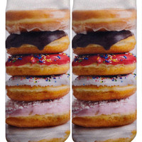 DONUT STACK SOCKS