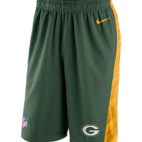 Nike Speed Fly XL 2.0 (NFL Packers) Men's Training Shorts Size XXL (Green)