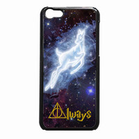 Harry potter always deer 91f1c09e-4661-413d-9789-a901ced25264 FOR iPhone 5C CASE *NP*