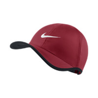 Nike Feather Light Kids' Adjustable Hat (Red)