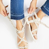 Free People Geo Plains Sandal