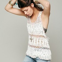 Free People Dropped Armhole Tank