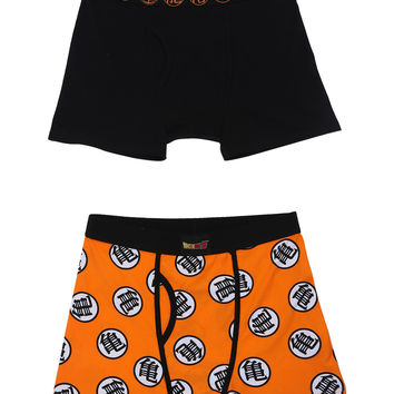 Dragon Ball Z Kame Symbol Boxer Briefs Set