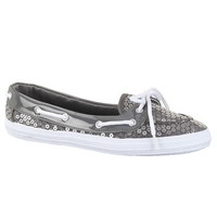 Lainey Sequin Boat Shoe