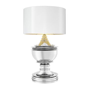 Silver Table Lamp | Eichholtz Silom