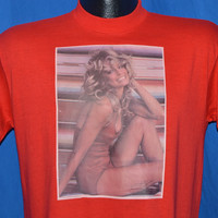 70s Farrah Fawcett Poster t-shirt Medium
