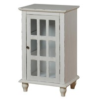 Style Craft French Country Display Cabinet