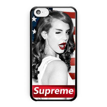 Lana Del Rey Supreme iPhone 5C Case