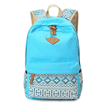 Comfort Hot Deal College On Sale Back To School Korean Canvas Stylish Casual Backpack [6304976900]