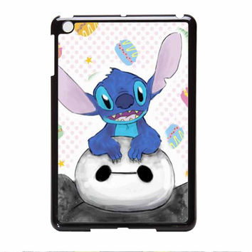 Stitch Baymax And Toothless How To Train Your Dragon iPad Mini 2 Case