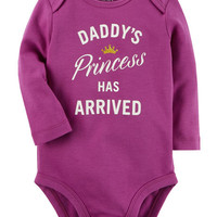 Daddy's Princess Collectible Bodysuit