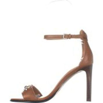 Coach Womens Indi Open Toe Casual Ankle Strap Sandals