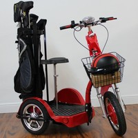 Challenger X Golf Scooter J750-GOLF - Challenger Mobility | TopMobility.com