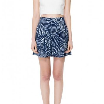 Mara Hoffman | High Waisted Flouncy Short