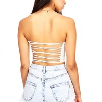 Infinite Crop Tube Top