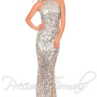Precious Formals P9065 at Prom Dress Shop