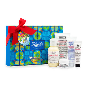 Limited Edition Hydration Essentials Set by Peter Max - Kiehl's Since 1851