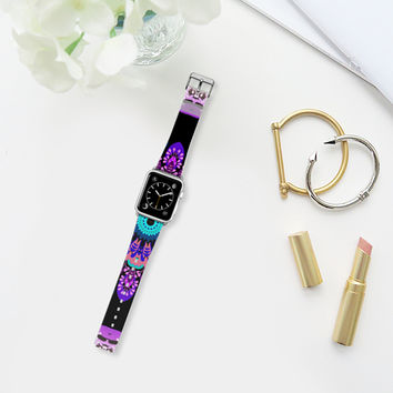 Spring at night Apple Watch Band (38mm) by Heaven Seven | Casetify