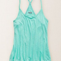 Aerie Women's Pretty Back Tank