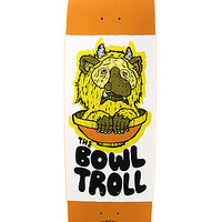 "Roger Skateboards ""Bowl Troll"" 8.87"" .com"