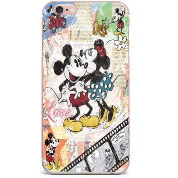 Disney's Mickey & Minnie Case for Apple iPhone 7 PLUS