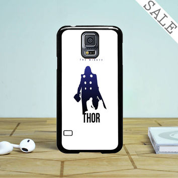 The Avengers - Thor Poster Samsung Galaxy S5 Case