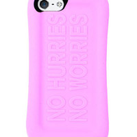 NO HURRIES PHONE CASE - Default Title