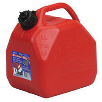 2.5 Gallon/10L Spill Proof Gasoline Jerry Can Gas Can with CRC - Moeller