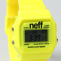 The Flava Watch in Yellow