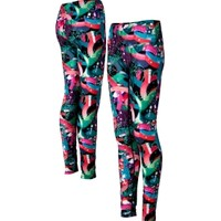 STUDIO by Capezio Women's Siena Printed Leggings