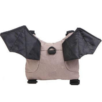 Lovely Baby Infant Toddler Backpack Knapsack Bat Wings 1 - 4Y