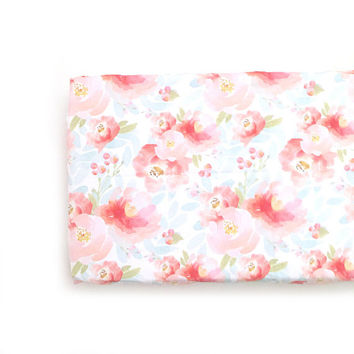 Changing Pad Cover Pink Plush Floral. Change Pad. Changing Pad. Minky Changing Pad Cover. Floral Changing Pad Cover. Changing Pad Girl.