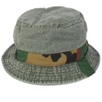 The Commando Bucket Hat