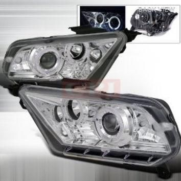Ford Mustang Ford Mustang Projector Headlights Performance Conversion Kit