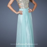 La Femme 18602 Dress - In Stock - $398