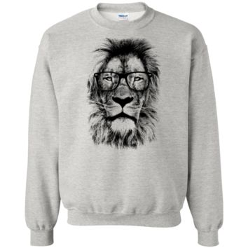 the king lion of the library  T-Shirt