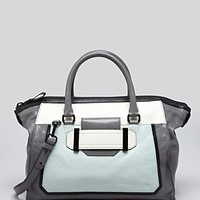 Milly Satchel - Kelly Colorblock | Bloomingdale's