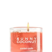 Mini Candle Sunny Coconut