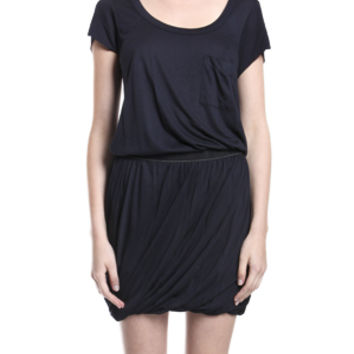 A.L.C. Bailey Dress in Midnight